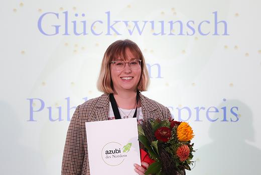 Hannah Lena Wischer (Apprentice of the North 2020)