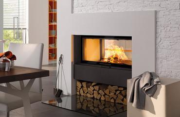 Schmid fireplace insert tunnel version 03