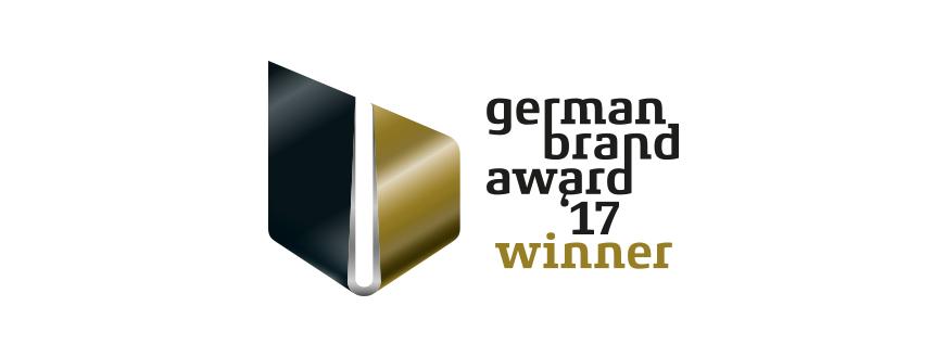 Camina Schmid German Brand Award 2017