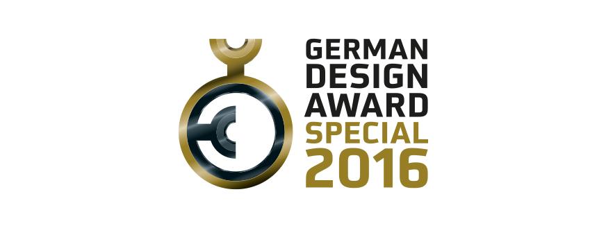 Camina Schmid German Design Award 2016