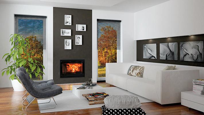 Standard Fireplace Cassettes Camina Schmid