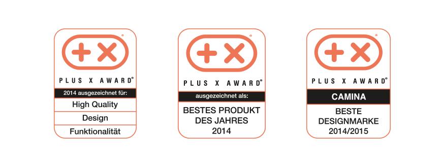 Camina Schmid Plus X Award